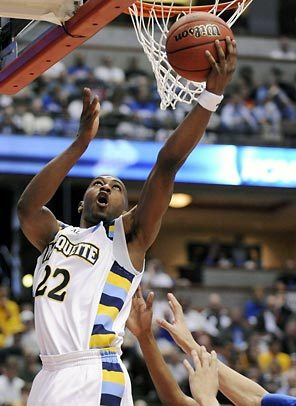 McNeal leads Marquette against Georgetown Saturday in Milwaukee