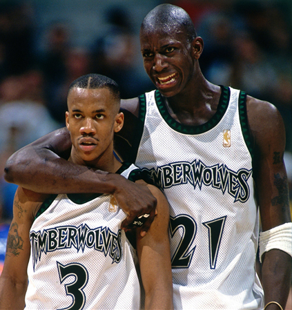 Will Steph and KG be reunited again in Boston?