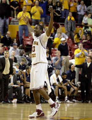 Harden's strong all-around game lifted the Sun Devils over the Bruins
