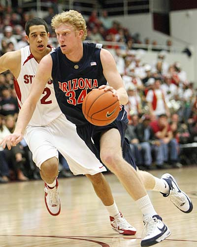 Budinger & Arizona probably shouldn't be in the NCAA tournament, but don't be shocked if the Cats make some noise.