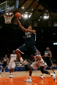 Cunningham should have a big game tonight against Duke. (Getty Images)