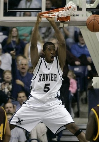 Derrick Brown and Xavier have won three-straight A10 titles