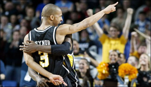 VCU's Maynor faces UCLA's Darren Collison in a terrific first round matchup.