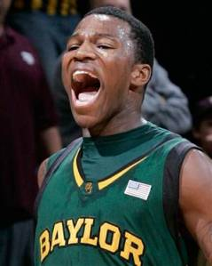 Dunn was money against Kansas, scoring 24 points to lead Baylor to victory.