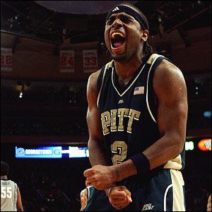 Fields looked fat & sluggish against ETSU, but Pitt survived.