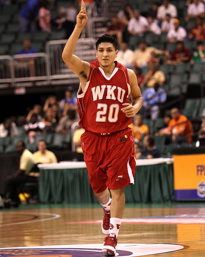 Orlando Mendez-Valdez has a cool name and was the Sun Belt player of the year.