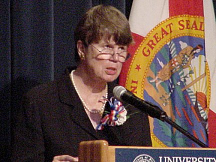 Janet Reno is not