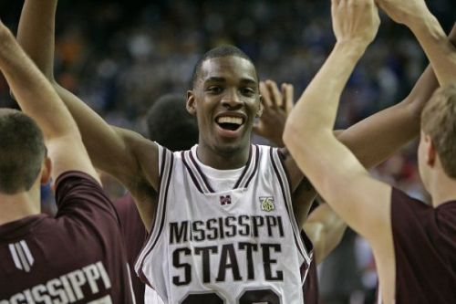Varnado was the last underclassman to put his name in for the 2009 NBA draft. (AP Photo)