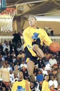 Rose led Chicago's Simeon High to multiple city and state championships.