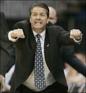 Calipari called into Saturday's hearing with the NCAA infractions committee.